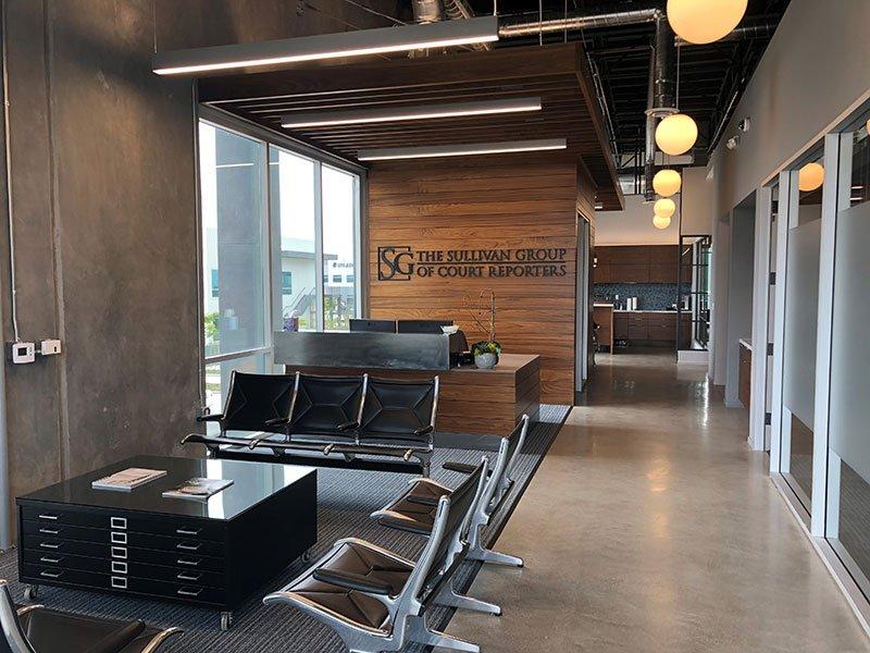 tenant improvement office commercial construction